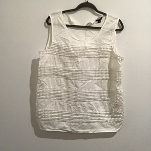 Tommy Hilfiger White Tank Top